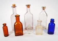 Small Vintage Bottles