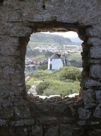Windmill through Castle Hole