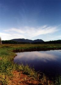 lake in Acadia, Maine