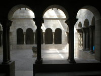 The Cloisters Abbey