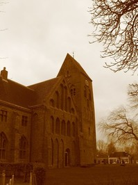 church tower in Stedum(Netherlands) 3