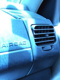Dashboard Air grill