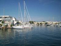 marina in Port Camargue