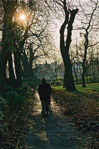 A Stroll in Camden Sq