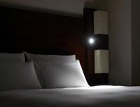 Tokyo Hilton Bed