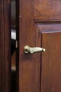 Church interior door knobs 1