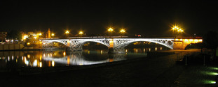 Sevilla bridge