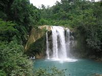 Waterfall Saut Maturine Haiti