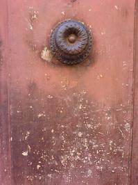 rusty door bell