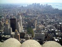 Downtown Manhattan F/Above