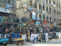 Khyber Bazaar