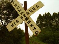 Sign rail
