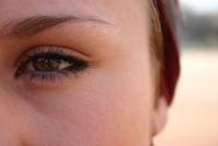 Jasmina's eye