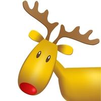 Christmas Elements - Rudolf