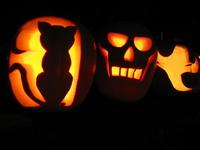 Halloween pumpkins#4