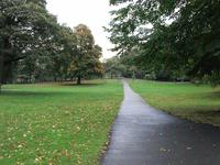 Greenwich Park Path