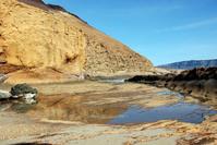montana amarilla beach