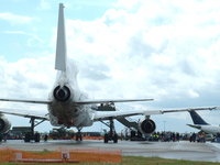 Planes at Brize Norton 1