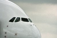 Airbus A380 Closeup