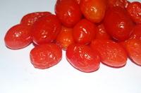 Grape Tomatoes on Light Stock Photo Spoiled Rotting