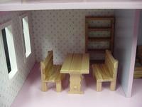 Miniature dining room