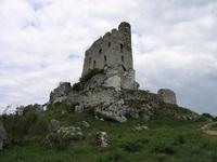 Ruins castle 1