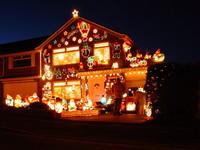 Christmas overkill