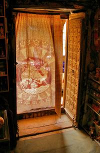 Mysterious Doorway