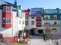 Ski village, Mont Tremblant, Quebec, Canada 5