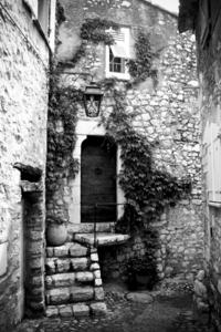 St. Paul de Vence Alleyways