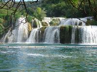 Krka waterfalls 1