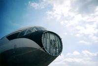 Old Passenger Jet PLane