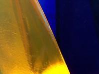 Glass Blue yellow
