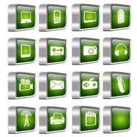 multimedia iconset 2