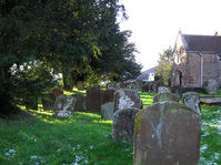 Country Churchyard 2