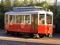 Ancient tram 3
