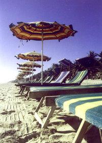 Beach on Isla Magarita