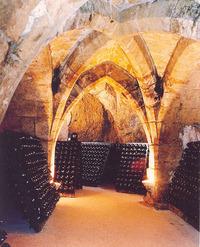 taittinger cave
