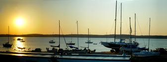 Boat Sunset 2