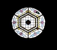mandala window