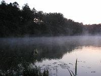 sunrise on the lakeside 2