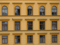 Praha houses