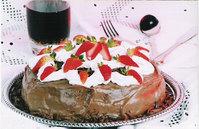 Strawberry's cake 1