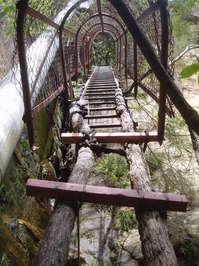 wonky ladder