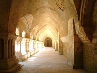 Cloister, L'Abbaye de Fontenay