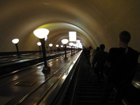 Saint Petersburg metro#3