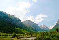 Ropojana valley view