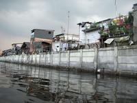 Slums of Jakarta