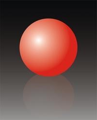 ball reflection 1