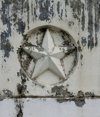 Weathered star